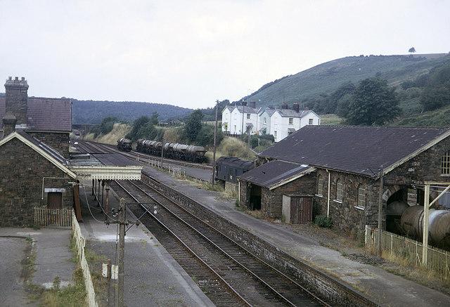Torrington Station