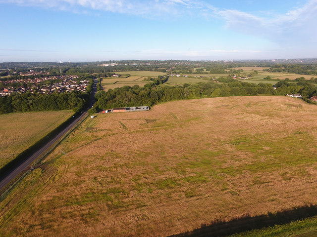 Site of One Horton Heath development