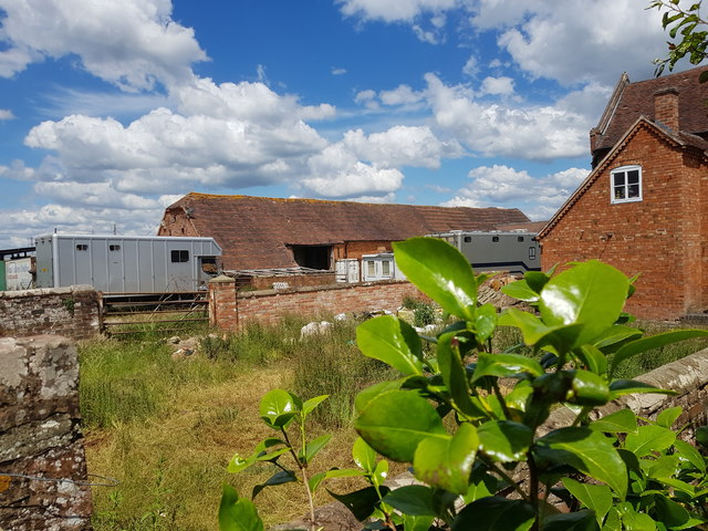 Forest Farm, Forest Lane, Hanbury