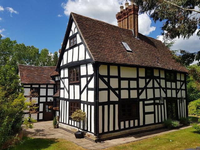 Crosslanes Farmhouse, Ham Green, Worcestershire