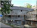 NJ8300 : Upper Kennerty Mills, scaffolded (2) by Stephen Craven