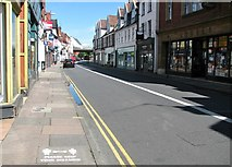 TG2309 : Please Keep Your Distance (Magdalen Street) by Evelyn Simak