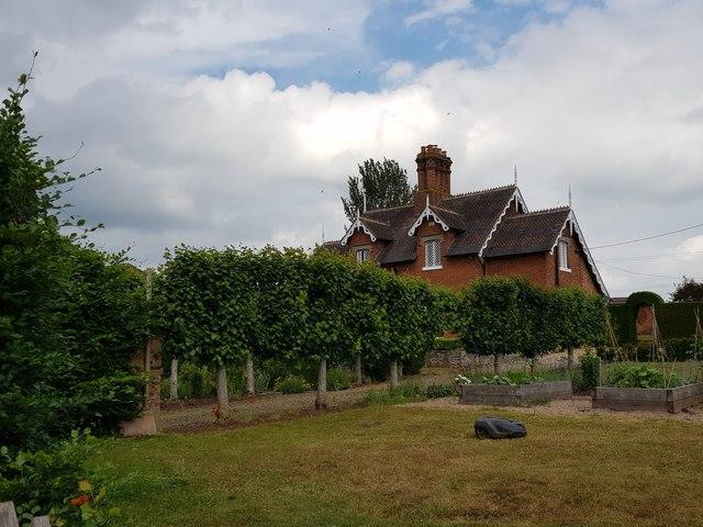 Lower Hillhampton, near Little Witley