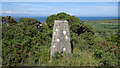 J6248 : Tara Fort Triangulation Pillar by Rossographer
