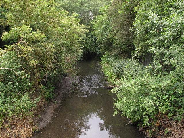 River Pinn, Hillingdon playing fields