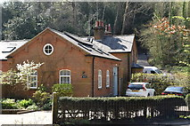TQ5742 : The Pump House by N Chadwick