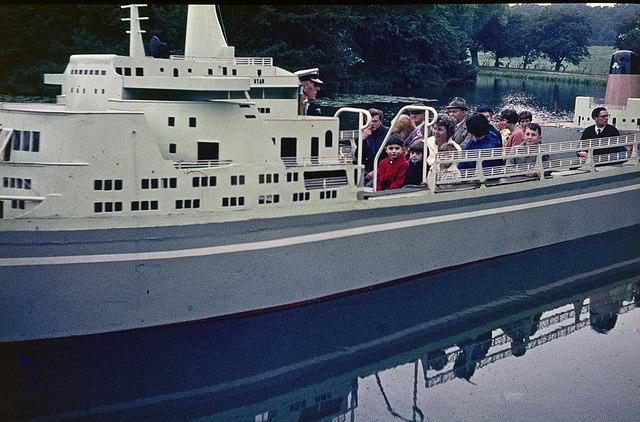 SS Northern Cross at Stapleford Park