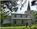 SK6646 : Church of St Mary Lowdham by Alan Murray-Rust