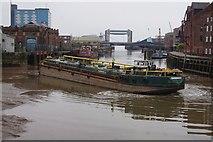 TA1028 : MV Swinderby, River Hull, Hull by Ian S