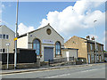 SE2228 : Former Salvation Army hall, Whitehall Road, Drighlington by Stephen Craven