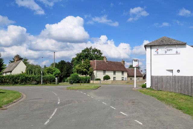 Bottisham: some history at the end of High Street