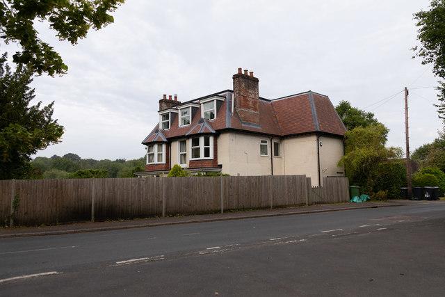Bedfield House, Bedfield Lane