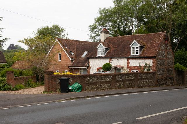 Springfield Cottage, Bedfield Lane