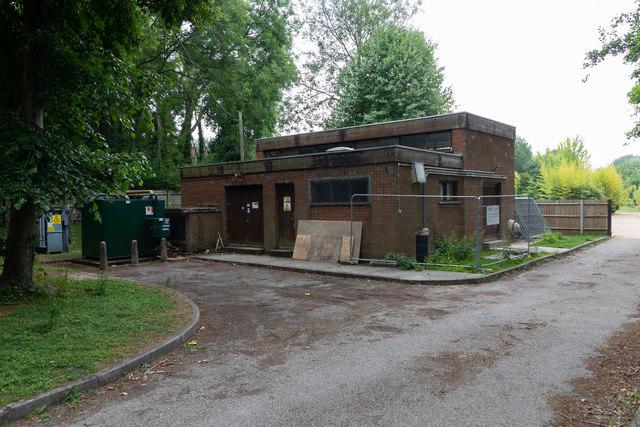 Headbourne Worthy Pumping Station