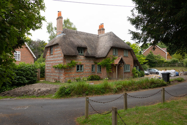 Thatched Cottage, Pudding Lane