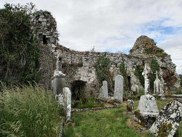 Graveyard and Ruin