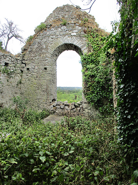 Ruin Interior