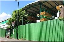 TQ1979 : Lawsons Timber on Bollo Lane by David Howard