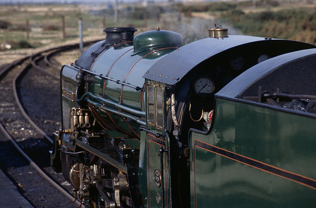 'Northern Chief' at Dungeness