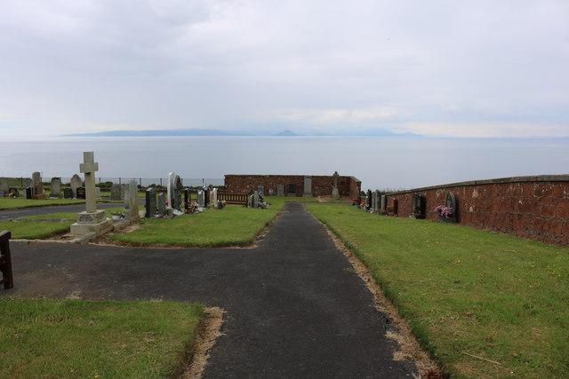 Dunure Cemetery