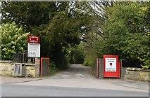TQ5740 : Culverden Stadium Entrance by N Chadwick