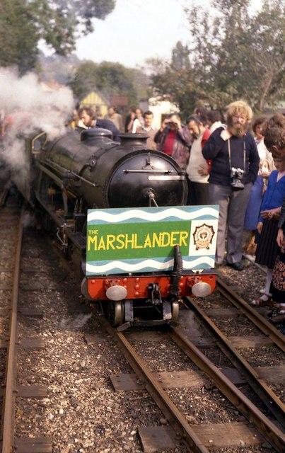 'Marshlander' at Hythe