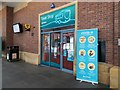 NZ2464 : Arriva Travel Shop, Haymarket bus station, Newcastle upon Tyne by Graham Robson