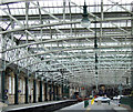 NS5865 : Glasgow Central railway station by Thomas Nugent
