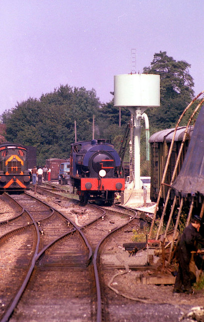 'Errol Lonsdale' at Ropley
