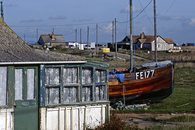 Dungeness Road, Dungeness