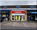ST3090 : Recently reopened Ladbrokes, Malpas, Newport by Jaggery