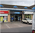 ST3090 : Recently reopened Greggs, Malpas, Newport by Jaggery