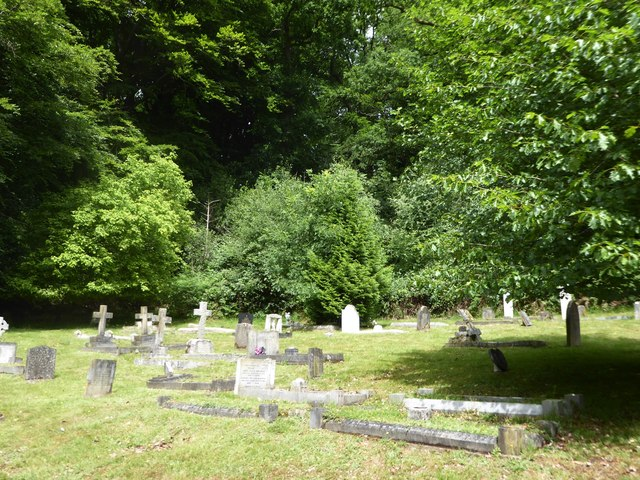 Shottermill Cemetery on the longest day (a)