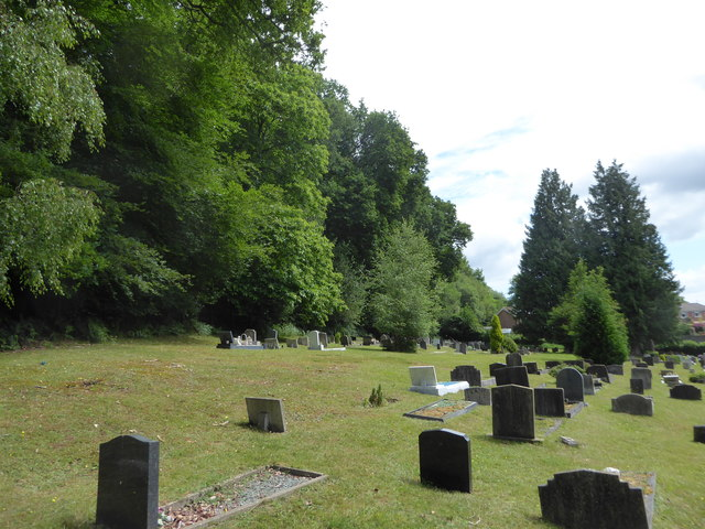 Shottermill Cemetery on the longest day (f)