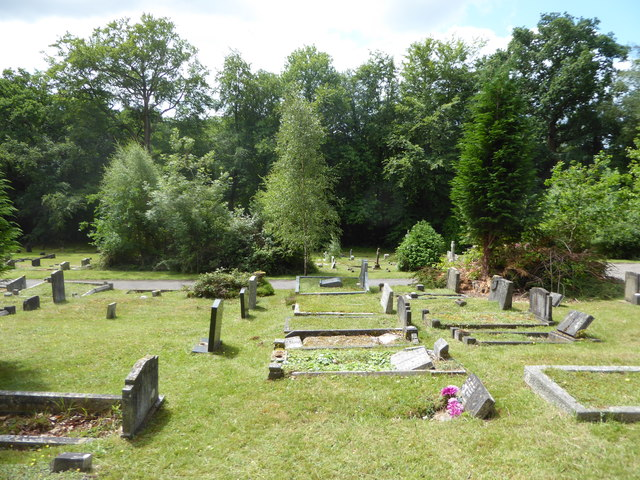 Shottermill Cemetery on the longest day (d)