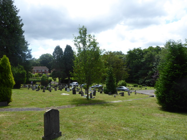 Shottermill Cemetery on the longest day (e)