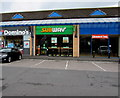 ST3090 : Recently reopened Subway shop, Malpas, Newport by Jaggery