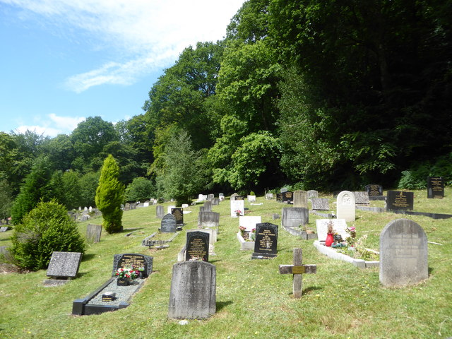 Shottermill Cemetery on the longest day (h)