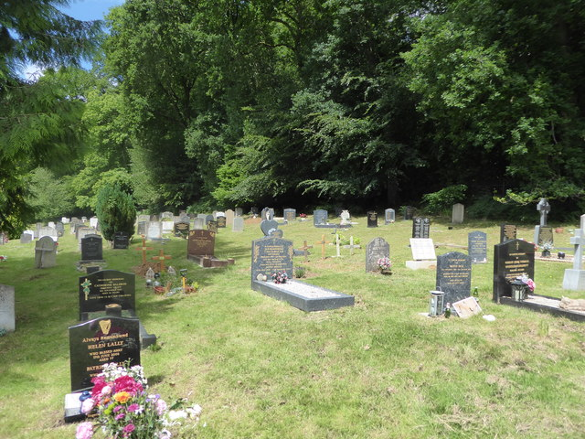 Shottermill Cemetery on the longest day (j)