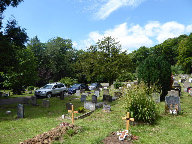 Shottermill Cemetery on the longest day (k)