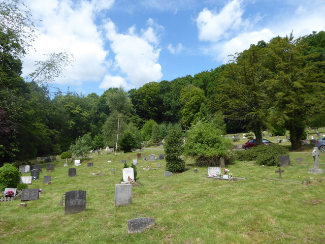Shottermill Cemetery on the longest day (n)