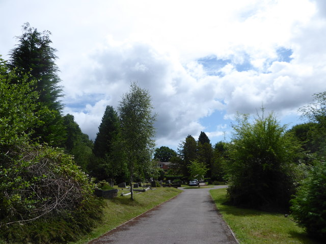 Shottermill Cemetery on the longest day (o)