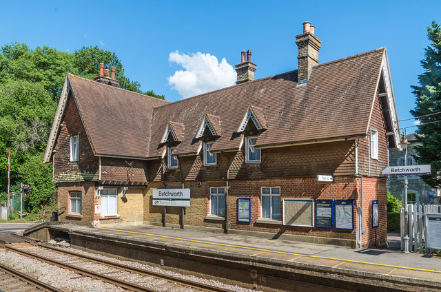Betchworth Station