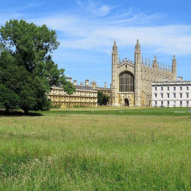 A Cambridge change