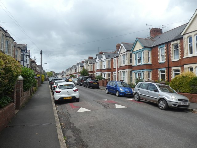 Ladysmith Road, Exeter