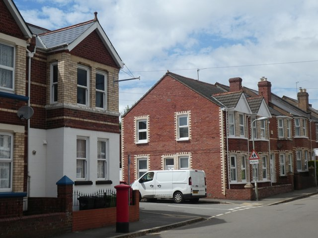 Former shop and post office, Ladysmith Road, Exeter