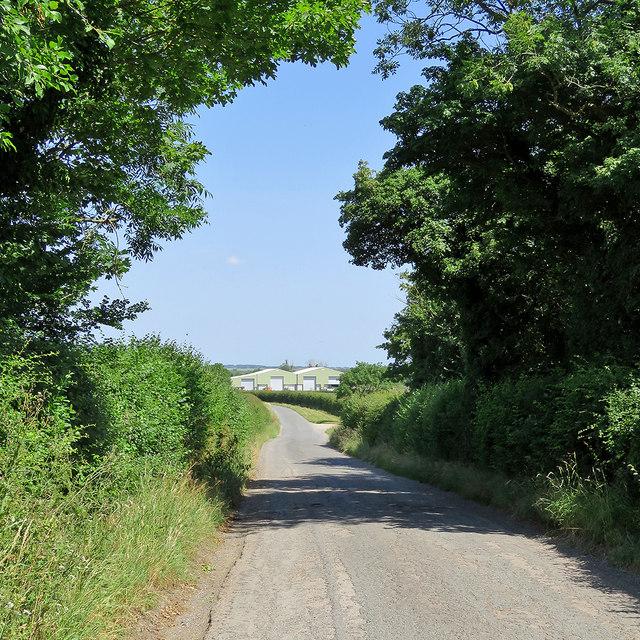Harlton: on Washpit Lane
