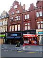 ST3188 : Recently reopened Greggs,  31 High Street, Newport by Jaggery