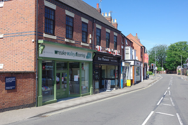 High Street, Syston