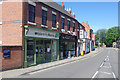 SK6211 : High Street, Syston by Stephen McKay